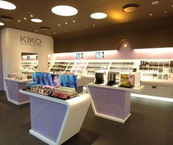 Creative Design Cosmetic Shop Display Showcase UD-C01