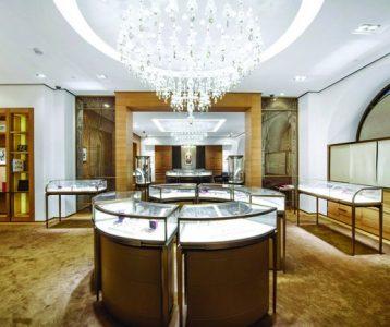 jewelry watch display category