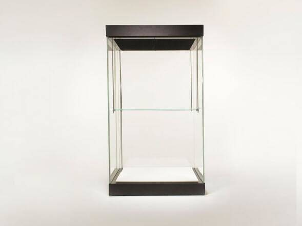 freestanding display cases UDF-01 ujoydisplay