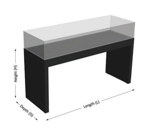 Museum Table top display case UDT-02A