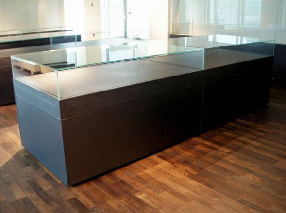 Museum Table top display case UDT-03A UJOYDISPLAY