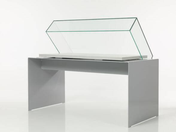 Museum Table top display case UDT-04 ujoy display