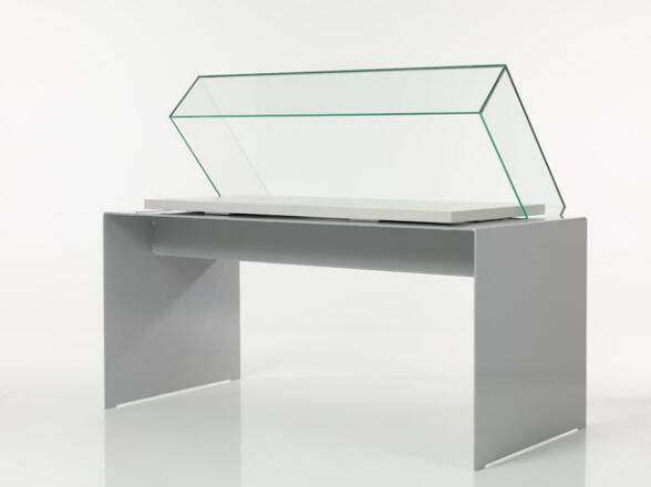 Museum Table top display case UDT-04 ujoy display