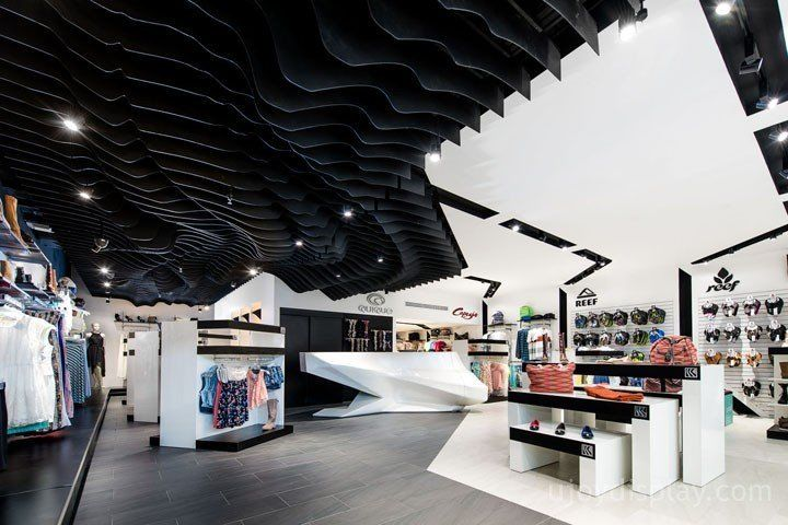 30 impressive retail store interior design_ujoydisplay.com (1)