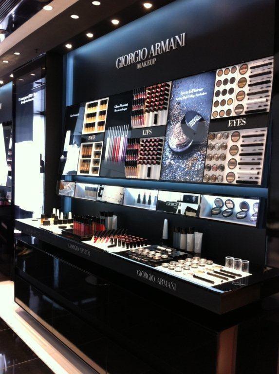 Perfume Store Design Ideas