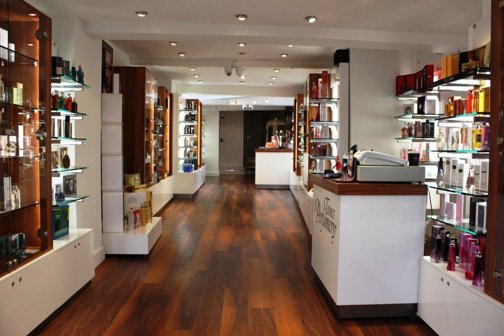 Beautiful Perfume Store Design Ideas 2017