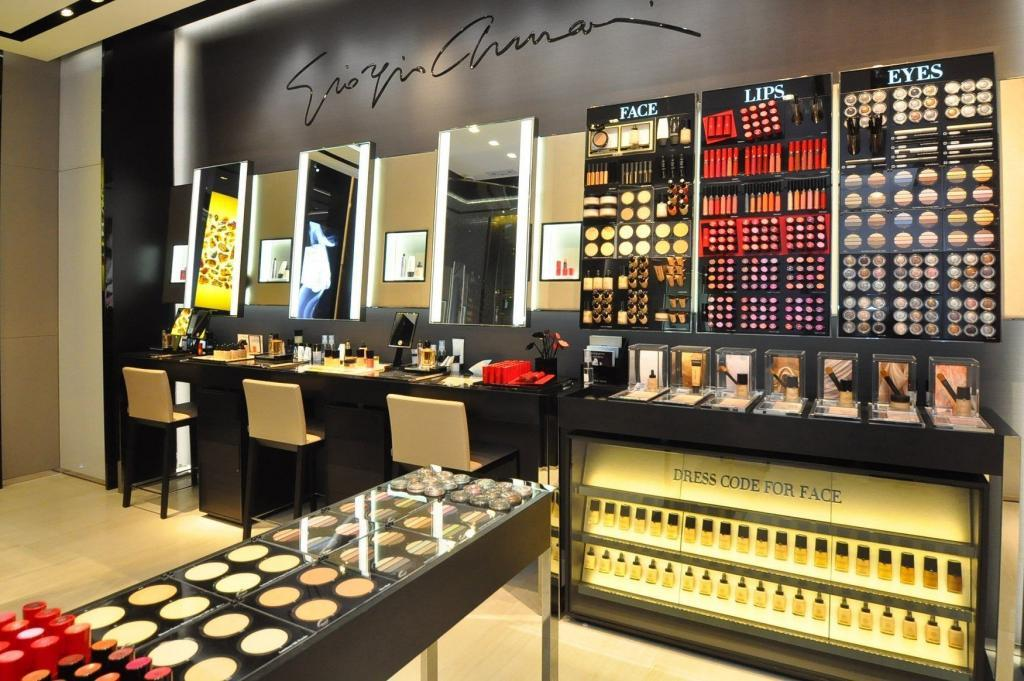Perfume Store Design Ideas