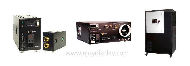 Active Humidity Generator for Museum case_ujoydisplay
