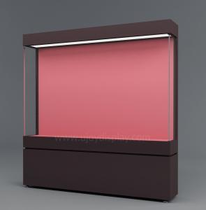 museum display case 3d rendering_ujoydisplay